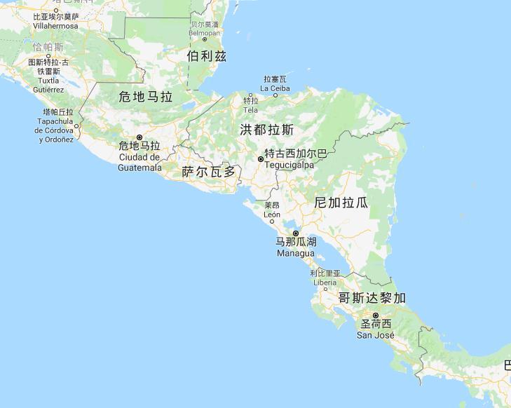 """重磅!萨尔瓦多宣布与台湾""""断交""""""""邦交国""""仅剩17个"""