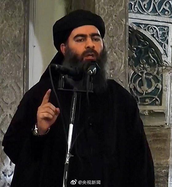 被欧美列为头号恐怖分子的IS头目 或遭美军击毙