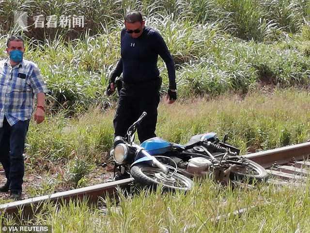 墨西哥记者遭斩首伏尸铁轨 警方称