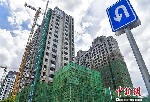 资料图:楼市。<a target='_blank' href='http://www.chinanews.com/'>中新社</a>记者 骆云飞 摄