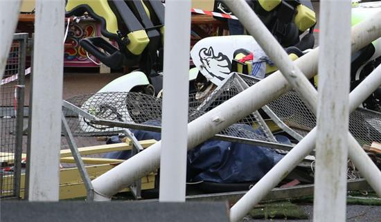 欢乐岛游客坠亡:坠落高度达十几米 目前游乐场已关闭