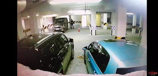 """用50万豪车当诱饵,男子硬核""""抓凶"""",一个月后监控拍下了……_大清太医"""
