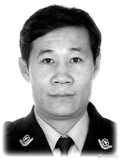 辽宁铁岭民警劝解纠纷时被疯狂捅刺殉职 嫌疑人被抓获