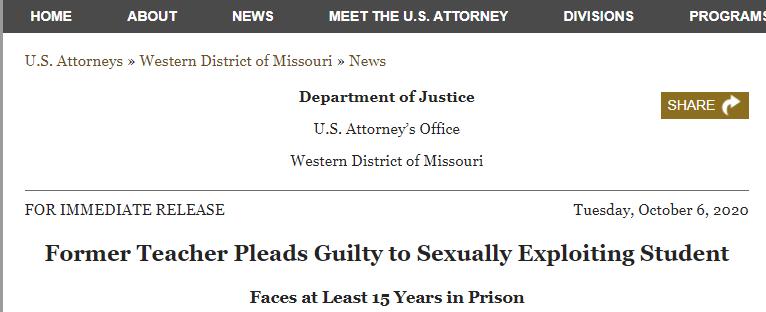 极其恶劣!一美国男子对12岁中国女童犯下色情重罪